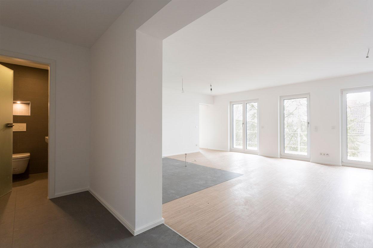 Neu- und Bestands-Immobilien